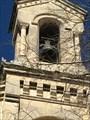 Image for Le clocher du Temple de l'Oratoire - Nîmes - France