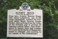 Image for Sunset Rock - Lookout Mountain Battlefield - Lookout Mountain, TN