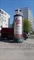 Image for Advertising column - Telakkakatu - Helsinki, Finland