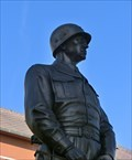 Image for General George S. Patton Statue  - Dysina, Czech Republic