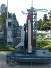 LEGO Space Shuttle & Launch Pad - Florida