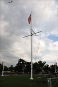 Image for Seneca Harbor Park Flag Pole - Watkins Glen, NY