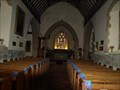 Image for Stained Glass windows in St Nicholas's Church, Wickham, Hampshire UK