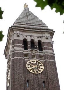 City Hall Tower with clock