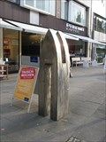 Image for Modern art in the street, Hannover