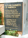 Image for Future Farmers of America - Kansas City, Mo.