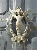 Image for Angle Door Handle - Chiesa di San Bartolomeo Apostolo - Porto Viro, Italy