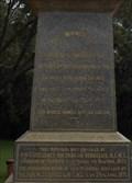 Image for Gosnells War Memorial  - Western Australia
