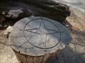 Image for Compass Rose - Hukvaldy, Czech Republic