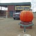 Image for Car Wash Pumpkin - Floydada, TX
