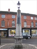 Image for Obelisk Pump Milestone - Ampthill, Bedfordshire, UK