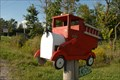Image for Firetruck Mailbox - Georgetown, Ontario