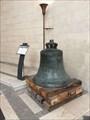 Image for Bell from 1369 in Vincennes Castle, Vincennes, France