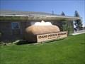 Image for Gigantic Baked Potato - Blackfoot, Idaho