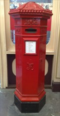 Image for St Helier     L A Penfold Hexagonal postbox
