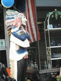 Image for Second Hand Shop - Cigar Store Indian - Geneva, N.Y.
