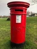 Image for Victorian Pillar Box - Leipzig Barracks - Fleet - Hampshire - UK