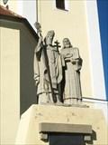 Image for Sv. Cyril a Sv. Metodej - Havraníky, okres Znojmo, CZ