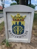 Image for Coat of Arms Westerwolde - Bourtange NL