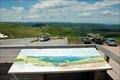 Image for Vue vers le versant lorrain du massif Vosgien - Sommet du Hohneck