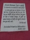 Image for Jack Keruoac  -  Mazatlan, Sinaloa, Mexico