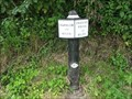 Image for Trent & Mersey Canal Milepost - Bostock, UK