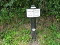 Image for Trent & Mersey Canal Milepost - Bostock, UK