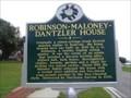 Image for Robinson-Maloney-Dantzler House