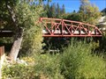 Image for Jersey Bridge - Downieville, CA