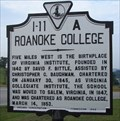 Image for Roanoke College