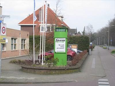 faam werkt - Stationsweg, Barneveld, NL - Time and ...