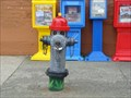Image for Say Cheese! Hydrant - West Jefferson, North Carolina