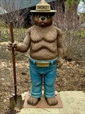 Image for Smokey the Bear Welcomes you to Maine!