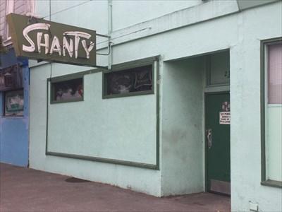 Shanty Entrance from the Right, Eureka, California