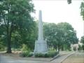 Image for Monument to the Confederate Dead. Marietta Ga. 1908