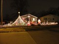 Image for Christmas Lights at 4940 Harrison St - Fort Wayne, IN