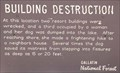 Image for Building Destruction