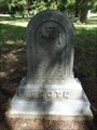 Image for Elizabeth Foote - Millwood Cemetery - Millwood, TX