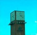 Image for Atocha Railway Station Clock - Madrid, Spain