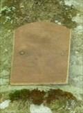 Image for Plain Brown Fairy Door - Portpatrick, Scotland, UK