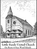 Image for Little Sands United Church by Sterling Stratton - Little Sands, PEI