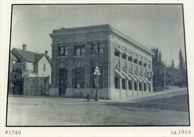 Royal Bank ca 1914