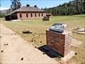 Image for Guardhouse - Fort Spokane Military Reserve - Davenport, WA