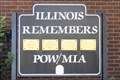 Image for Illinois Remembers POW/MIA at Mackinaw Dells Eastbound Rest Area