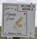 Image for Welcome to Manila ~ Home of the Flaming Gorge
