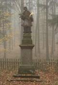 Image for St. John of Nepomuk Statue - Petrohrad, CZ