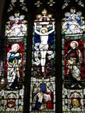 Image for Crucifixion of Jesus - Penmark Parish Church - Vale of Glamorgan, Wales.