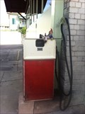 Image for Old Gasoline Pump - Birsfelden, BL, Switzerland