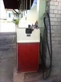 Image for Old Gasoline Pump - Birsfelden, BL, Switzerland