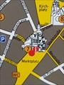 Image for Altes Rathaus - Stadtplan Mayen, Rhineland-Palatinate, Germany